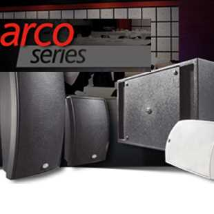 DAS Audio Arco speakers