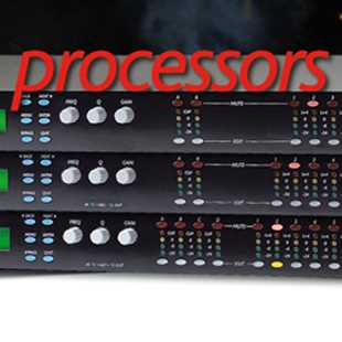 DAS Audio Processors