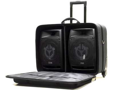 TB-82 Carry Bag/Trolley for 2 x Stage Pro / Slaves