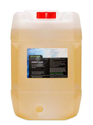 Bubble Juice: 20 Litre Bottle Bubble Liquid