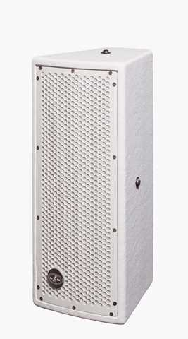 DAS 200W 2-way IP65 Rated Speaker ,100V, Direct X