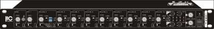 Stereo mixer pre-amp. 10 channel PreAmp