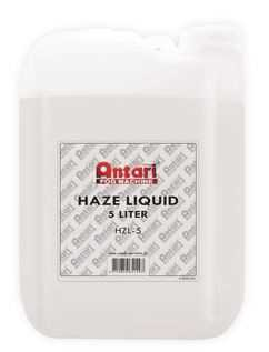 Water Based Haze Liquid: 5ltr bottle