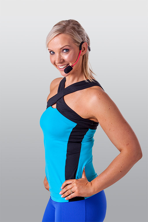 E Mic Group Fitness Headset Microphone Edwards Auckland