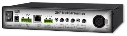 2N - Net Audio Encoder - Analogue to IP Audio