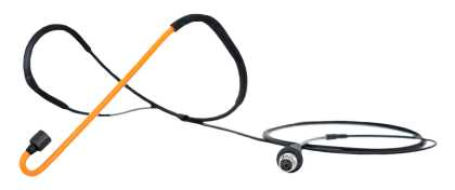Aeromic Cyclemic LS Headset Microphone (J-curve)