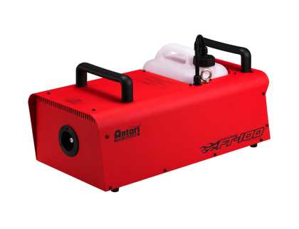 Antari Fire Training Smoke Machine, 1.5Kw, RED
