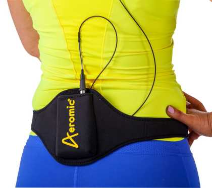 Pouch Belt- Standard Aeromic Transmitter Pouch Belt