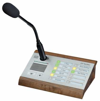2N Net Mic - Paging Console with microphone