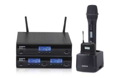 Dual/Single Channel 2.4G Digital Wireless Receiver