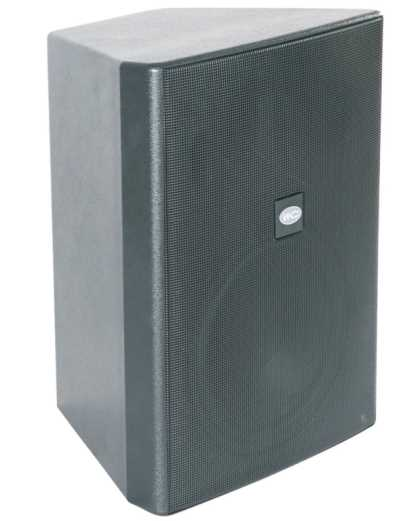 "80w 8""+2"" 2-way wall mount speaker, 80w/100v/8ohm"