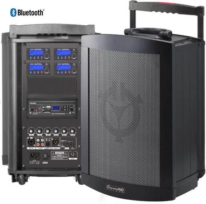 Bluetooth Speaker System Nz Reloj Casio G Shock Bluetooth Precio Bluetooth Earphones Very 1more Ibfree Bluetooth In Ear Headphones: Challenger Portable Sound System (Bluetooth+Digital