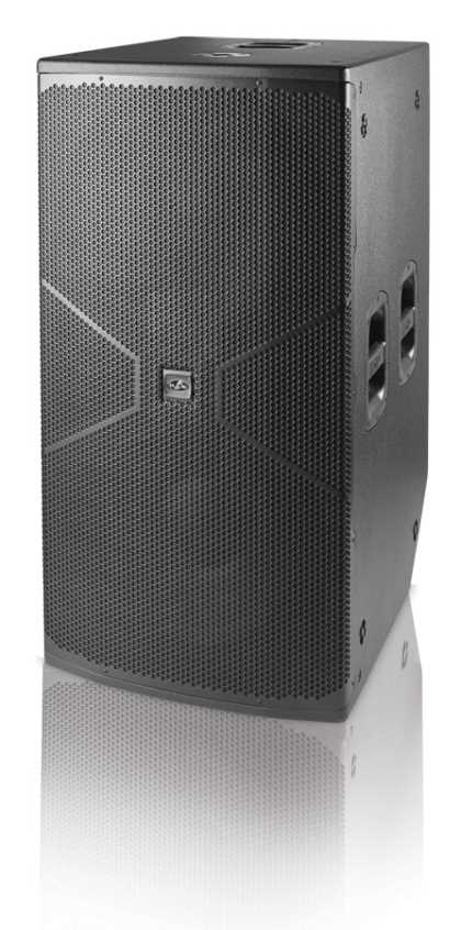 "Dual 18"" Powered, 2000 Wcontinuous, 2x18"" subwoofer"