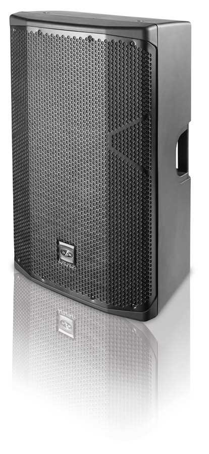 "DAS Altea Active 15"", 2 way, 1500W speaker"