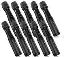 Pack of 10 MICKER-PRO Handheld Mic / Speakers.