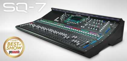 Audio Mixing Desks | Edwards Auckland