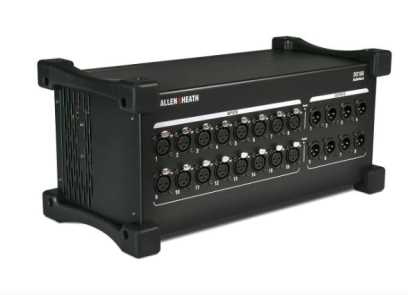 Allen&Heath 16XLR in-8XLR out portable DX expander