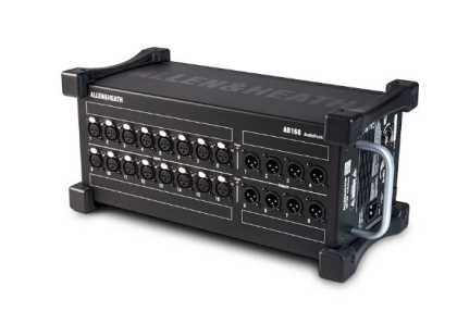 Allen&Heath Digital Stage Box - 16in 8 out