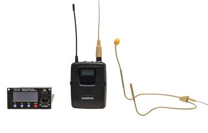Additional Headset Microphone and Receiver