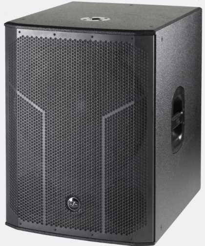 "DAS Active Subwoofer, Action 18"" 750W RMS"