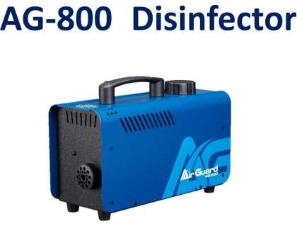 AirGuard Anti-bacterial Smoke Disinfector