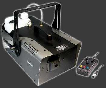 Antari Fog Machine, 1.2Kw, Incl Z9 Timer Remote