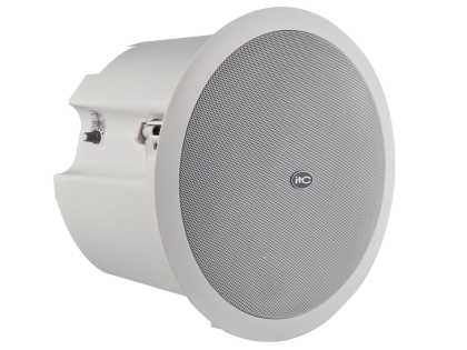 "6""+1.5"" 50w Backcan Ceiling speaker, 6-12-25-50W + 8ohm"