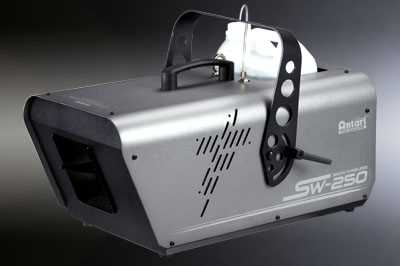 Antari High Output Snow Machine with Wireless Remote