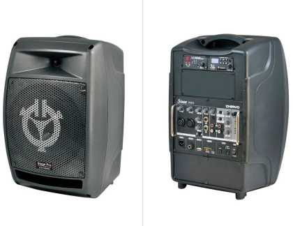 Portable Sound System / Stage Pro PA-1500