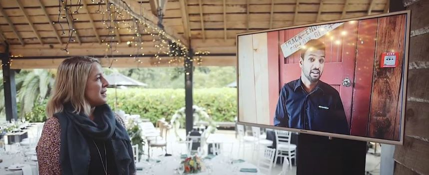 Livestreaming at your Wedding