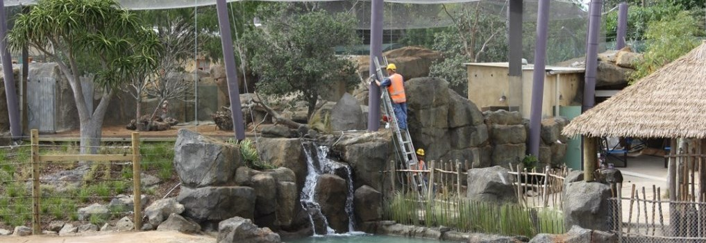 Multi-zone PA System for Auckland Zoo