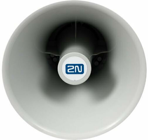 New 2N outdoor horn speaker is a hit