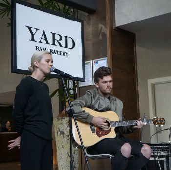 Broods - Cafe Gig