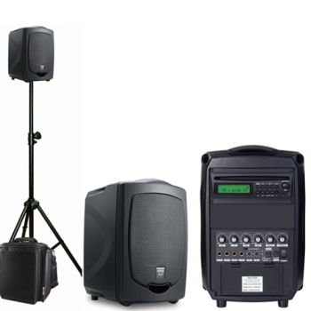 What Portable PA System?