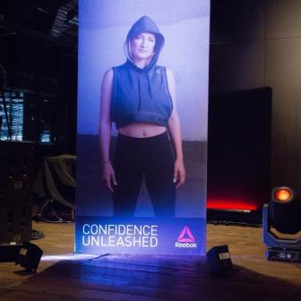 Reebok Confidence Unleashed