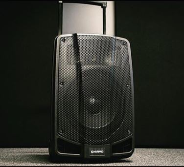Challenger Portable PA System Features