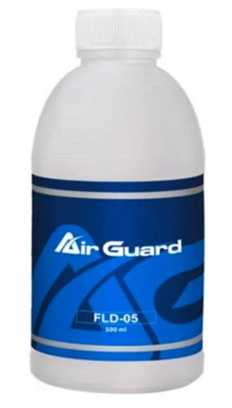 Disinfection fluid for fogger