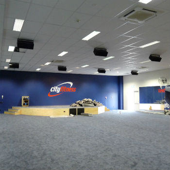 Commercial Sound Systems – offices, retail, gyms